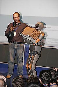 presentation in Valencia