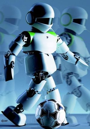 Robocuprobot